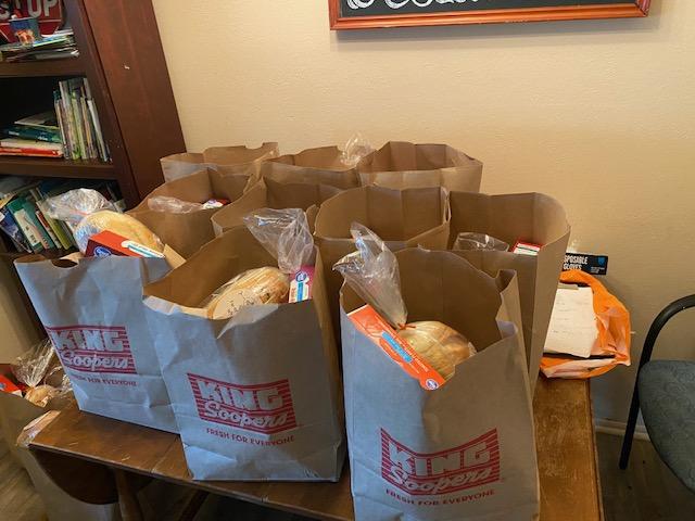 Mission 98 food bags 4.2020